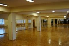 Duża sala lustrzana